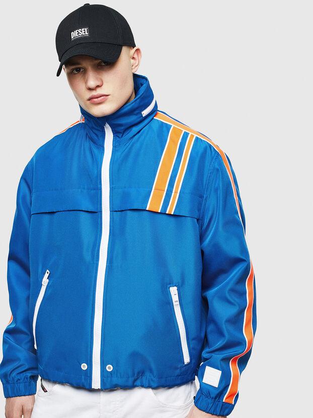 J-BROCK, Blue - Jackets