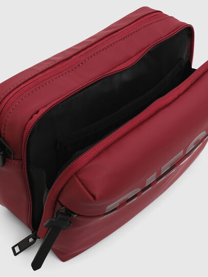 Diesel - FARAH, Red - Crossbody Bags - Image 4