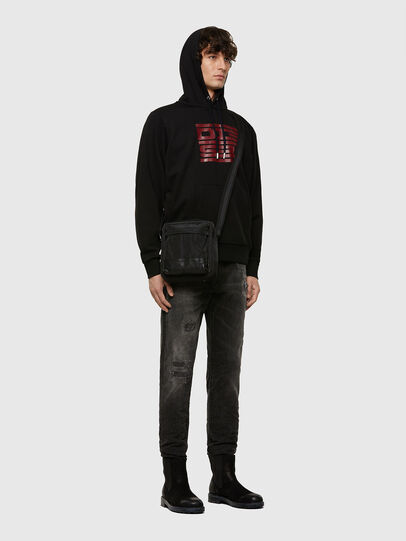Diesel - YCROSS, Black - Crossbody Bags - Image 6