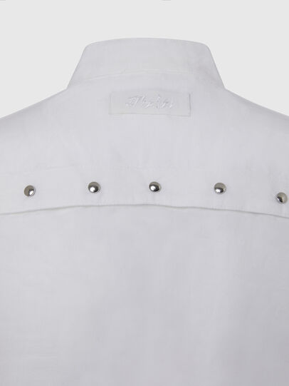 Diesel - C-SUPER-E, White - Shirts - Image 3