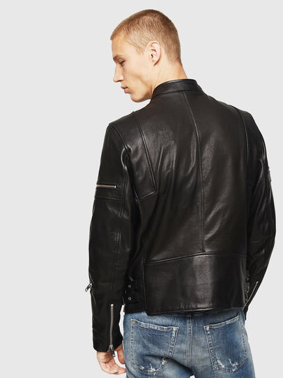 Diesel - L-TOVMAS,  - Leather jackets - Image 2