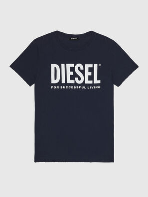 T-DIEGO-LOGO, Dark Blue - T-Shirts