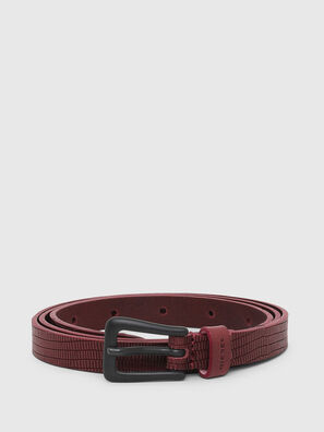 B-MONO, Bordeaux - Belts
