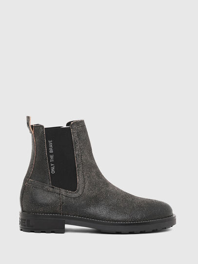 Diesel - D-THROUPER CB, Black - Boots - Image 1