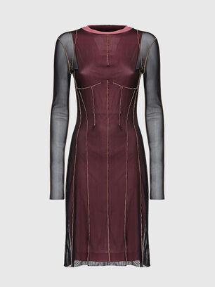 D-VINA, Pink/Black - Dresses