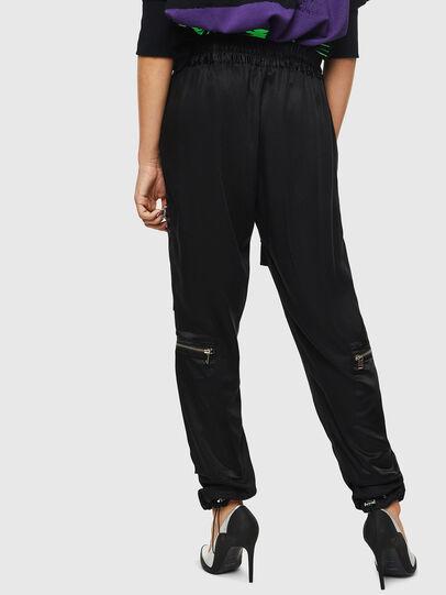 Diesel - P-LEX, Black - Pants - Image 2