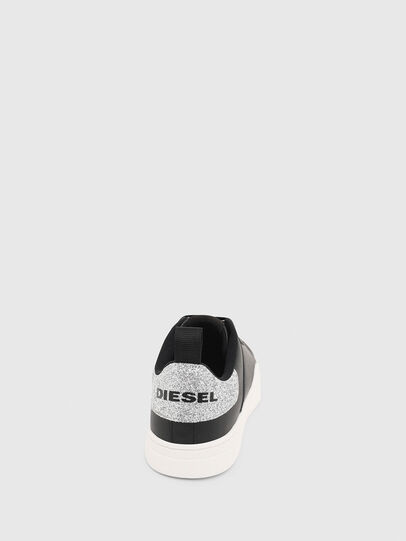 Diesel - S-CLEVER LOW LACE W, Black/Silver - Sneakers - Image 5