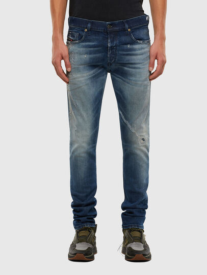 Diesel - Tepphar 009FR, Medium blue - Jeans - Image 1