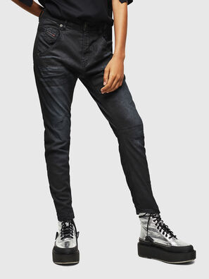 Fayza JoggJeans 069GP, Black/Dark grey - Jeans