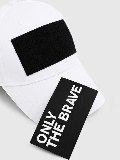Diesel - CALBRE, White - Caps - Image 4