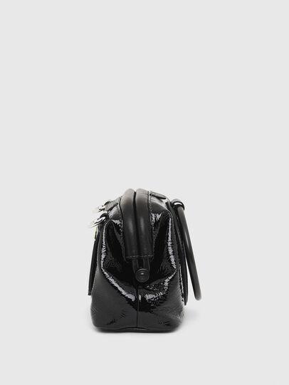 Diesel - CUTYE, Black - Crossbody Bags - Image 3