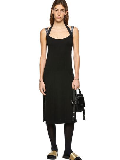 Diesel - D-SAMMY, Black - Dresses - Image 4