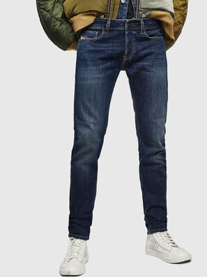 Sleenker 083AV, Dark Blue - Jeans
