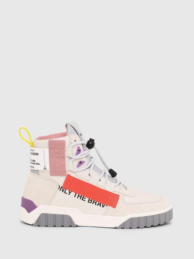 S-RUA MID SP W, White - Sneakers