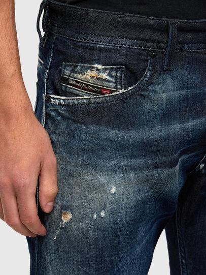 Diesel - Thommer JoggJeans 009KI, Dark Blue - Jeans - Image 3