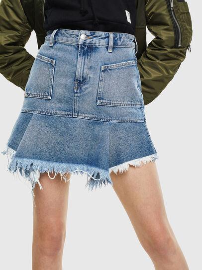 Diesel - DE-BRYX,  - Skirts - Image 1