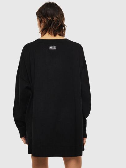 Diesel - M-OCIAME, Black - Knitwear - Image 2