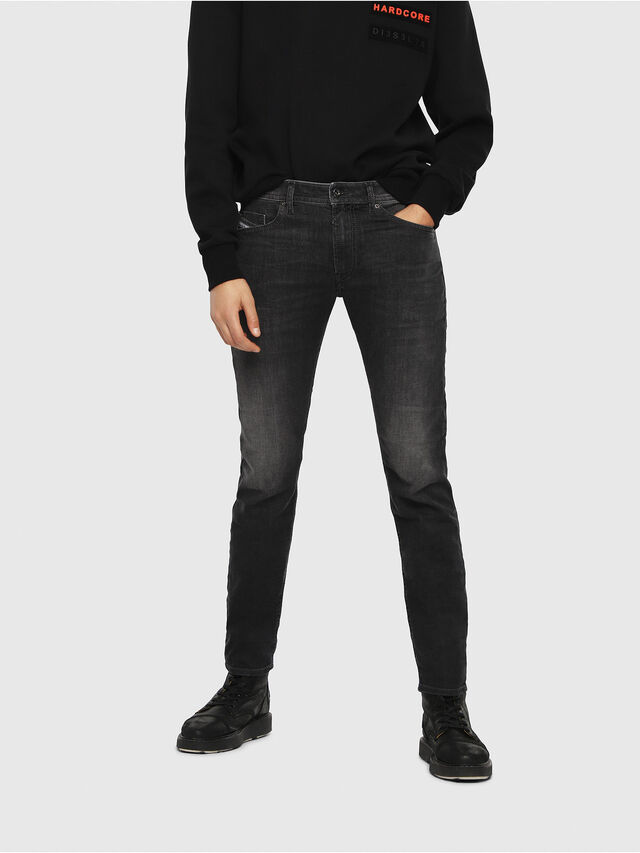Thommer 0687J, Black/Dark grey