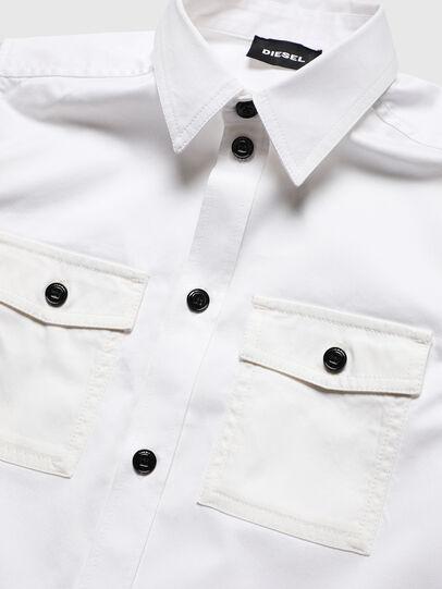 Diesel - CSKOSOV OVER, White - Shirts - Image 3