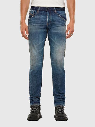 Diesel - D-Kras 009EA, Black/Dark grey - Jeans - Image 1