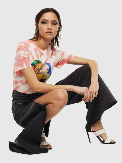 Diesel - T-SILY-S4,  - T-Shirts - Image 5