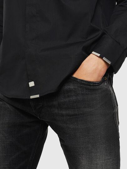 Diesel - S-MARLENE, Black - Shirts - Image 4