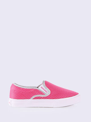 SLIP ON 3 MESH YO, Pink