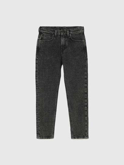 Diesel - D-VIDER-J, Black - Jeans - Image 1