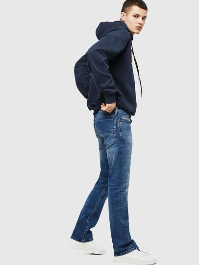 Diesel - Zatiny CN027, Medium blue - Jeans - Image 5