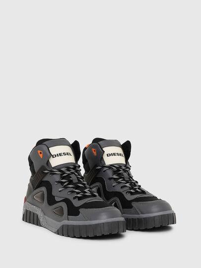 Diesel - S-RUA SP, Dark grey - Sneakers - Image 2