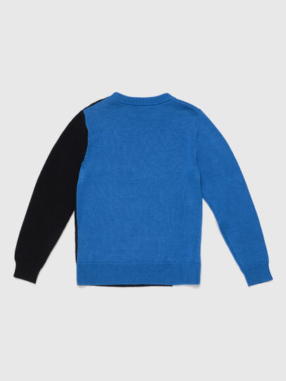 Diesel - KHALF, Blue/Black - Knitwear - Image 2
