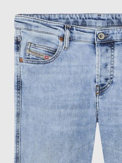 Diesel - Babhila A84PR, Light Blue - Jeans - Image 3