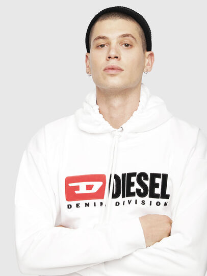 Diesel - S-DIVISION,  - Sweaters - Image 3