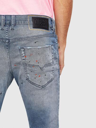 Diesel - Tepphar 009BN, Medium blue - Jeans - Image 4