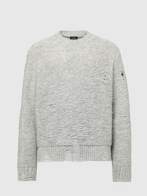 K-JOSH, Light Grey - Knitwear