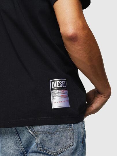 Diesel - T-JUST-B26,  - T-Shirts - Image 3