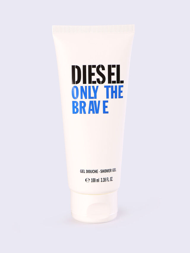 Diesel ONLY THE BRAVE 50ML METAL GIFT SET, Blue - Only The Brave - Image 3