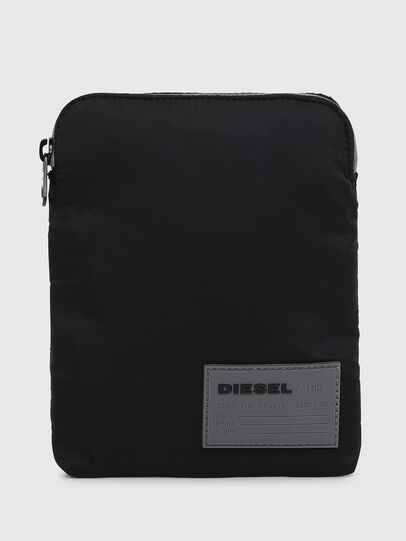 Diesel - F-DISCOVER CROSS, Black - Crossbody Bags - Image 1