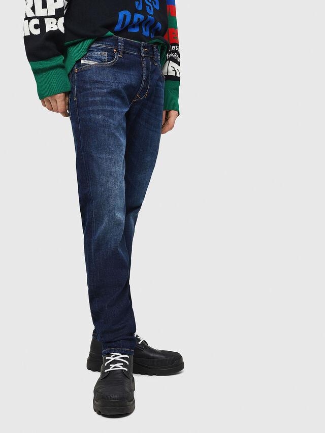 Diesel - Larkee-Beex 082AY, Dark Blue - Jeans - Image 4