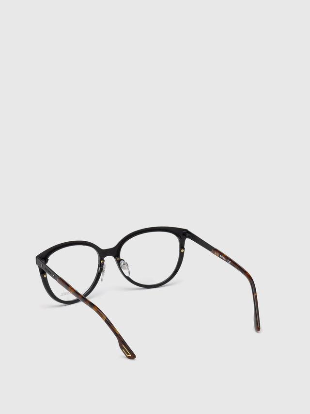 Diesel - DL5217, Black - Eyewear - Image 2