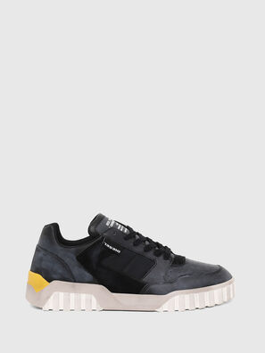 S-RUA LOW90, Blue/Black - Sneakers