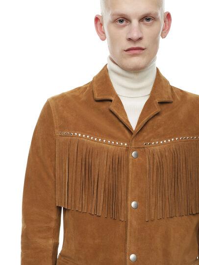 Diesel - LEOS,  - Leather jackets - Image 5