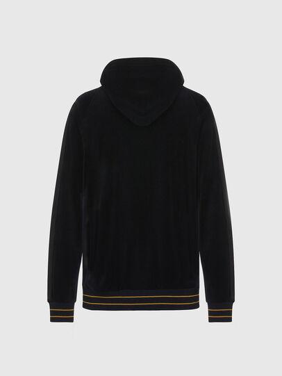 Diesel - UMLT-BRIANZ, Black - Sweaters - Image 2