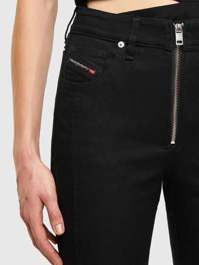 Diesel - D-Joy 0688H, Black/Dark grey - Jeans - Image 3