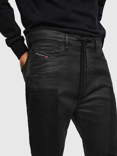 Diesel - D-Vider JoggJeans 0094P, Dark Blue - Jeans - Image 3