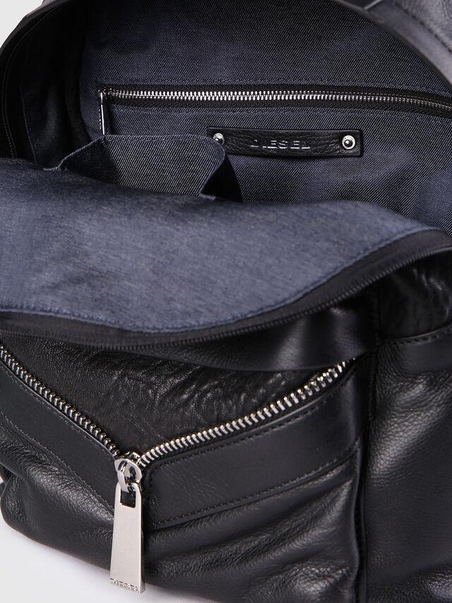 Diesel - LE-ONY, Black - Backpacks - Image 5