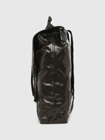 Diesel - MARBACK, Olive Green - Backpacks - Image 3