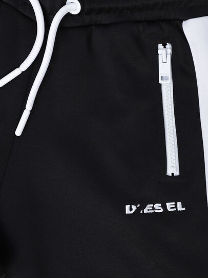 Diesel - PSKA, Black/White - Pants - Image 3