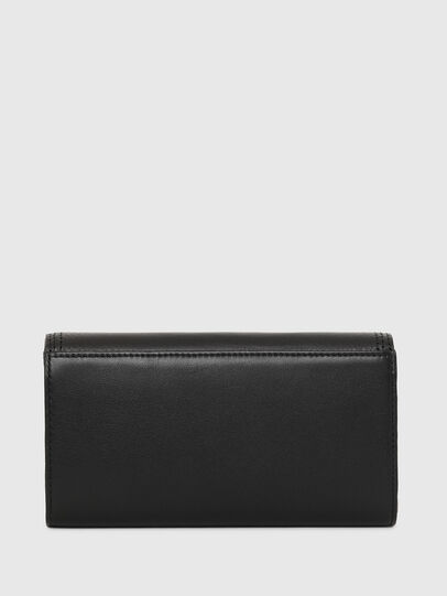 Diesel - GIPSI LC, Black - Small Wallets - Image 2