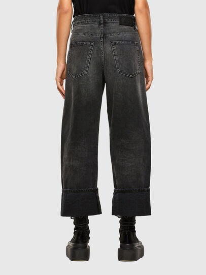 Diesel - D-Reggy 009IL, Black/Dark grey - Jeans - Image 2